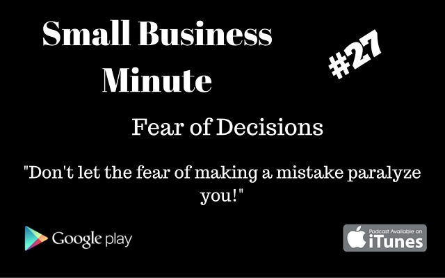 Small Business Minute #27